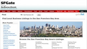 SF Gates's Business Directory